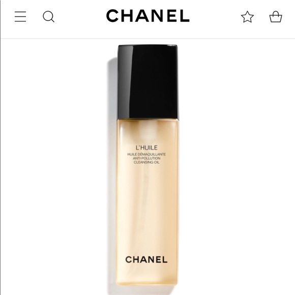 CHANEL Other - Chanel Cleansing Oil